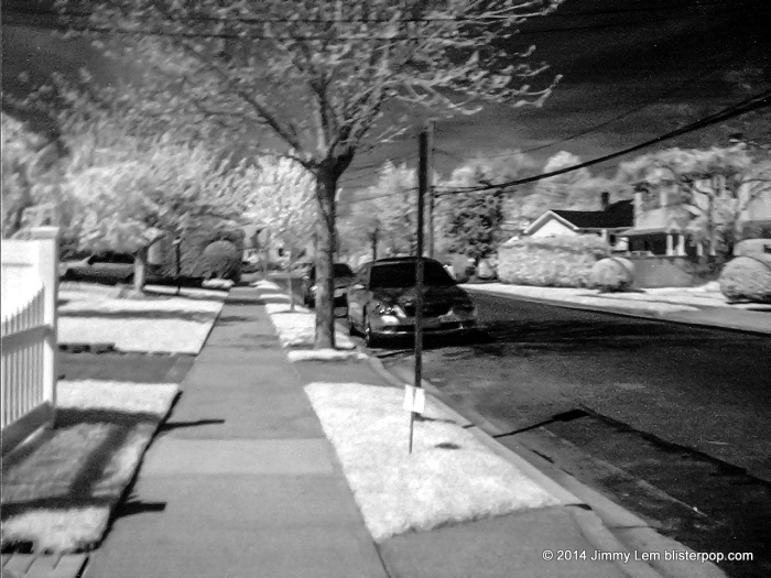 Massapequa Ave, Infrared
