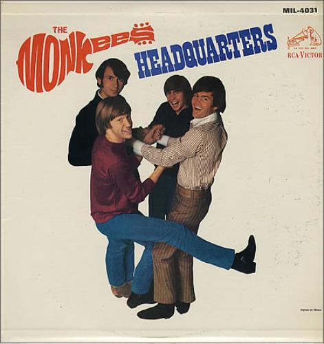 The+Monkees+Headquarters+-+Mono-364450